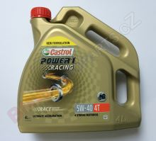 Castrol POWER1 RACING 4T 5W-40 4 L