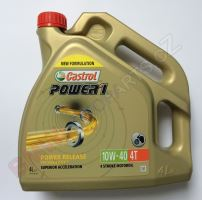 Castrol Power 1 4T 10W-40 4 litry